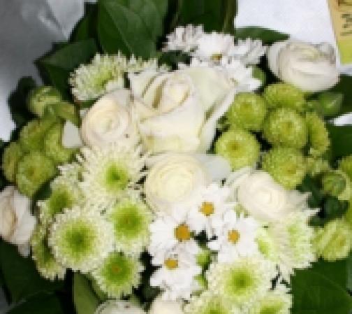 Bouquet Rond Amour