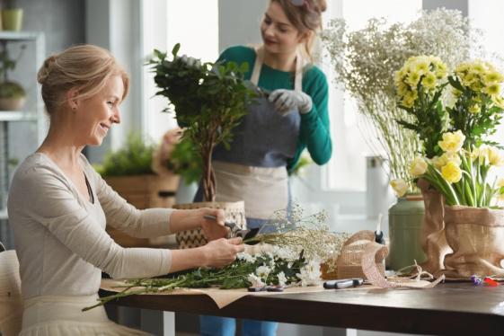Atelier art floral Halluin